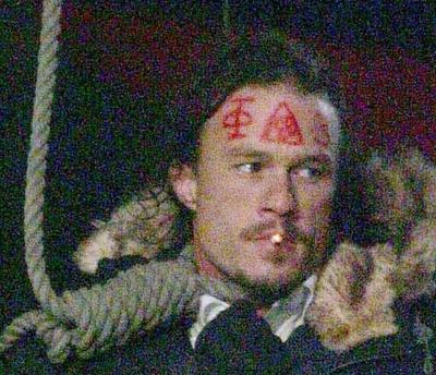 Heath: The Imaginarium Of Dr. Parnassus - Heath Ledger ...