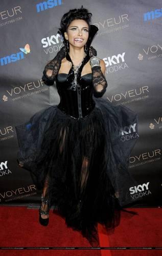 Heidi Klum's 10th Annual Dia das bruxas Party