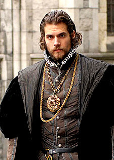 Henry Cavill as Charles Brandon