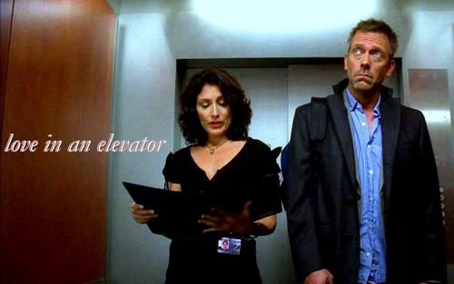 Huddy wallpaper with a business suit, a well dressed person, and a suit titled House/Cuddy
