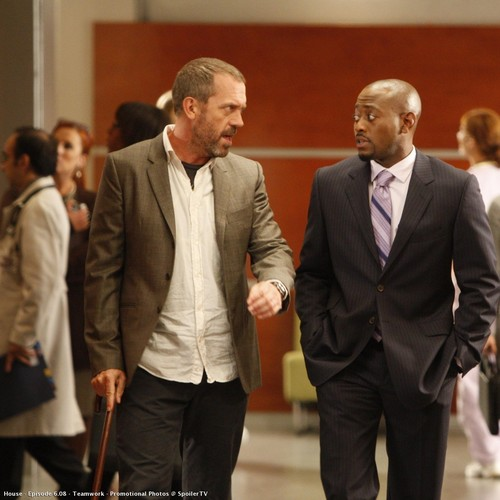 House - Episode 6.08 - Teamwork - Promotional mga litrato