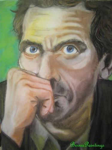 Hugh thinkin'