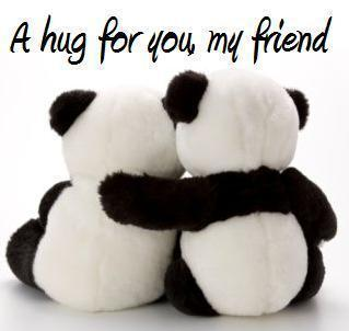 Hugs for my Friends !