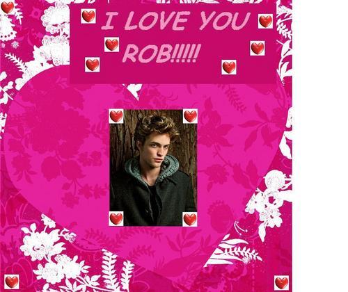 I amor tu ROB!!
