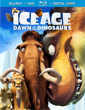 Ice Age wallpaper called Ice Age 3 DVD