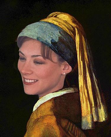 JUSTINE WADDELL'S NEW HAT