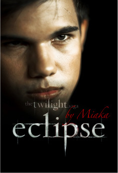 Jacob Black Eclipse Promo Poster