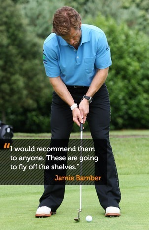 Jamie Plays Golf!