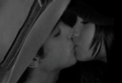 Jemi wallpaper with a fedora called Jemi Photoshopped