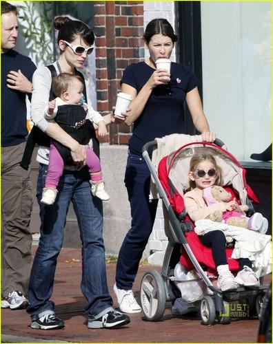Jennifer, Violet, and Seraphina