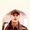 Jensen Ackles photo with an overgarment entitled Jensen Ackles (at airport)