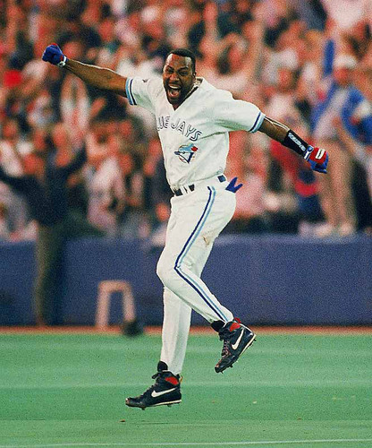 Joe Carter's World Series homer