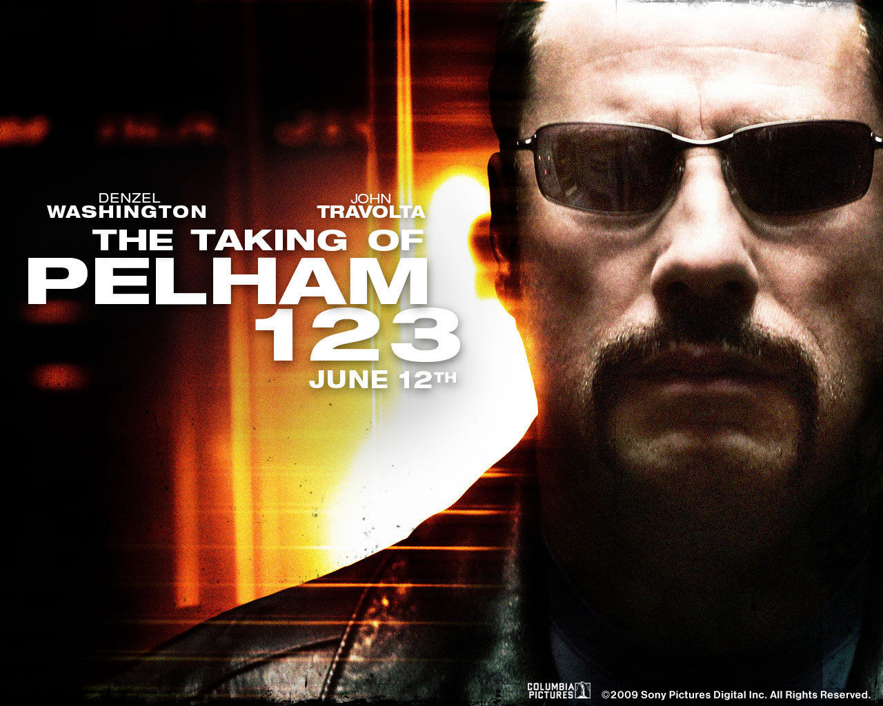 The taking of pelham 123 images john travolta 1 hd for The pelham
