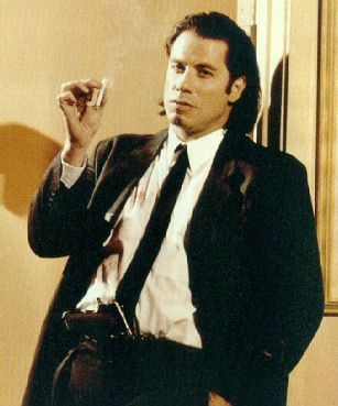 John Travolta - pulp-fiction Photo
