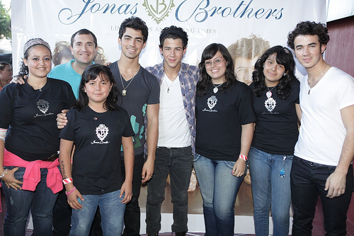 Jonas Brothers World Tour in Mexico