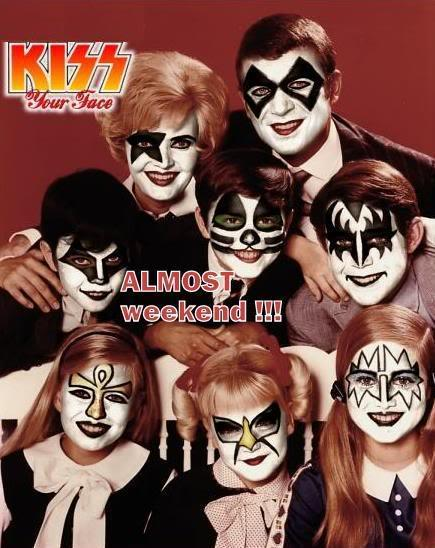 KISS The Brady Bunch