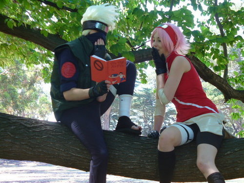 Kakashi, Sakura and Smut