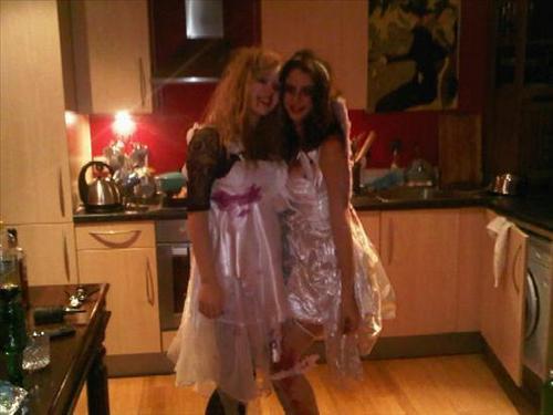 Kaya for Halloween :)
