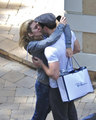 Kellan Lutz And AnnaLynne McCord Share Kiss - twilight-series photo