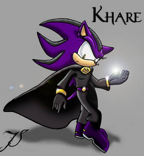 Khare the Hedgehog