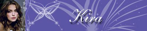 Kira banner