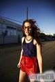 Kristen Stewart New Nylon Outtake - twilight-series photo