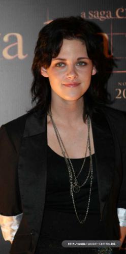 Kristen Stewart in Brasil