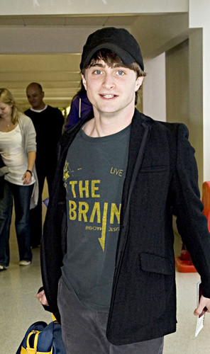 Leaving Heathrow Airport (07.08.09)