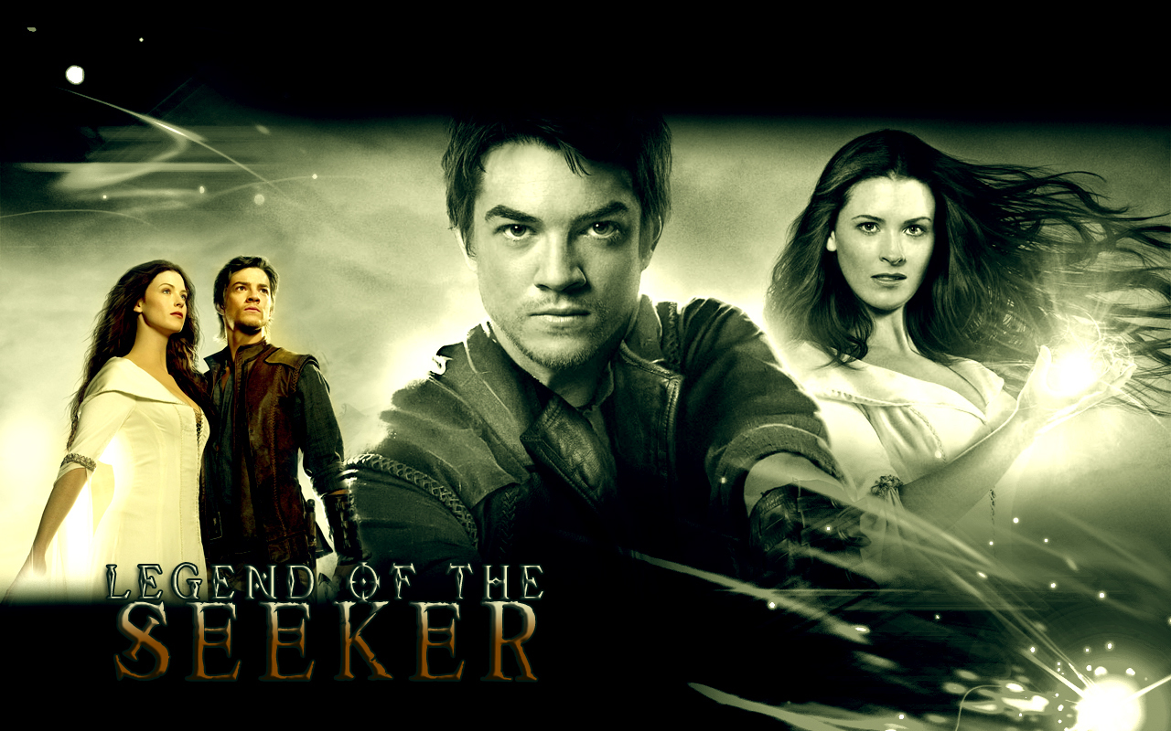 Legend Of The Seeker Season 2 Wallpaper Ledgend Of Seeker - Le...