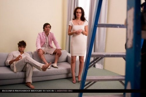 Leighton, Ed and Chace