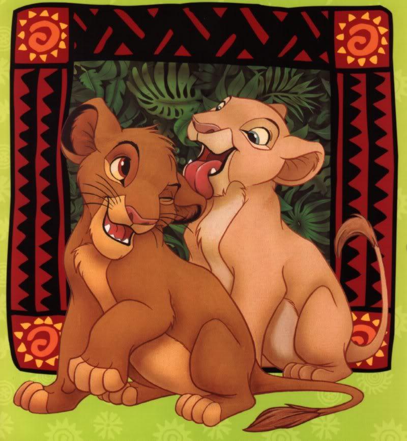 Lion King Scans