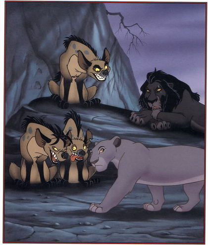 The Lion King wallpaper with anime titled Lion King Scans