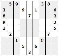 Cinta Sudoku