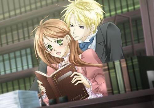 Lydia and Edgar