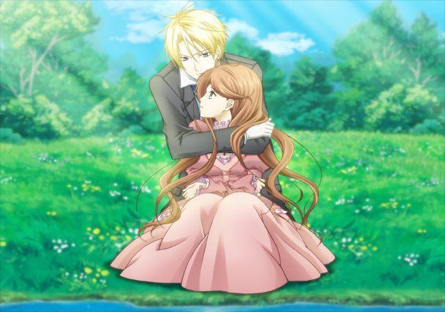 Lydia and Edgar - hakushaku-to-yousei photo