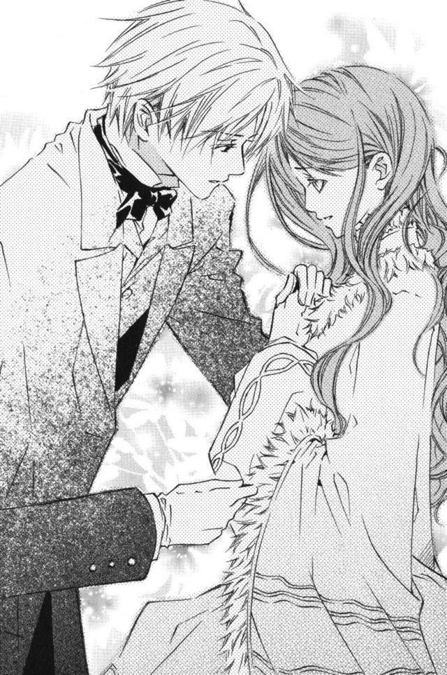 Lydia and Edgar - hakushaku-to-yousei photo
