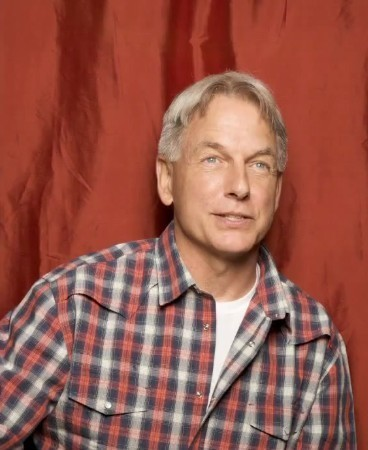 Mark Harmon TVGuide Photoshoot