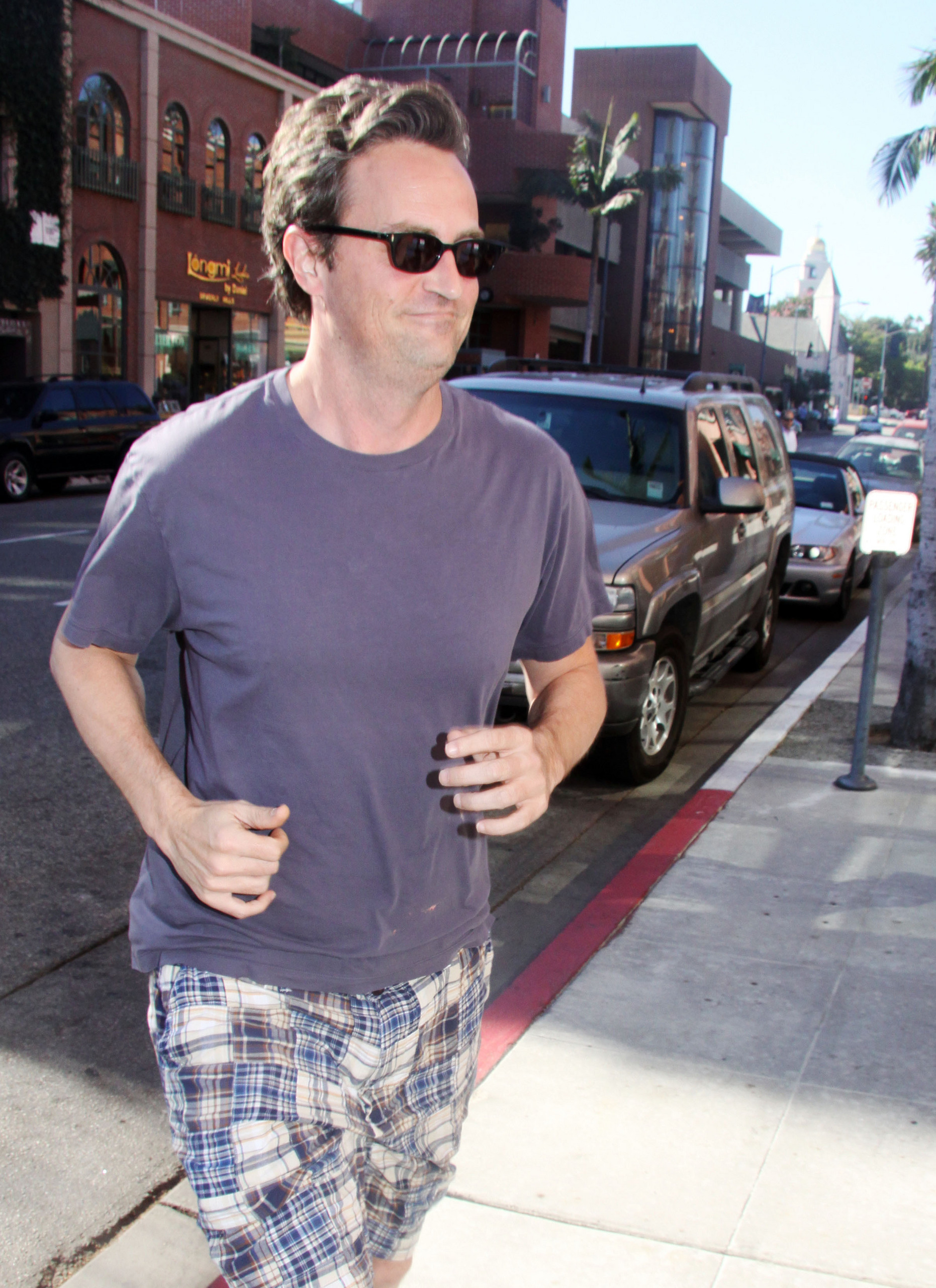 Matthew Perry - Gallery Colection