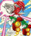 sonic-the-hedgehog - Mecha Knuckles screencap