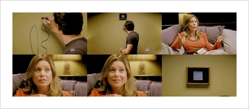 Meredith and Derek 6x07 picspam