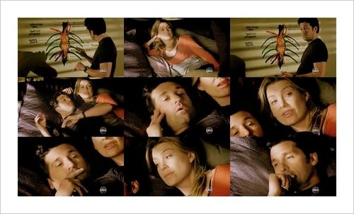 Meredith and Derek 6x07 picspam