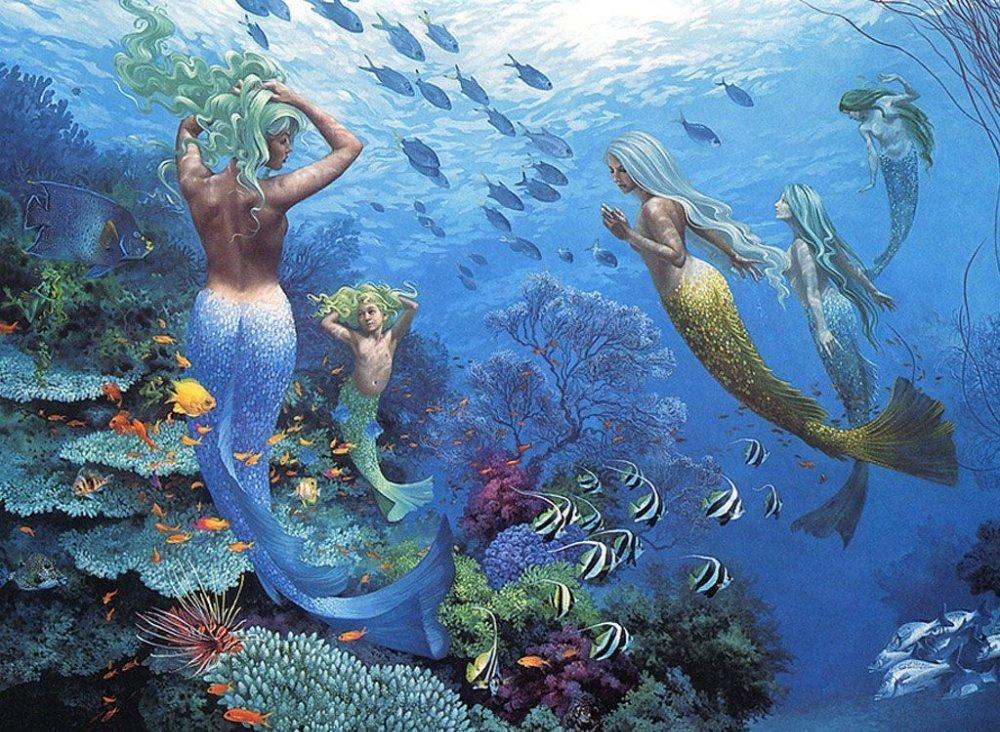 Mermaid - Mermaids Photo (8892714) - Fanpop