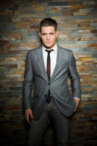 Michael Bublé wallpaper with a business suit, a suit, and a single breasted suit titled Michael Buble - Crazy Love