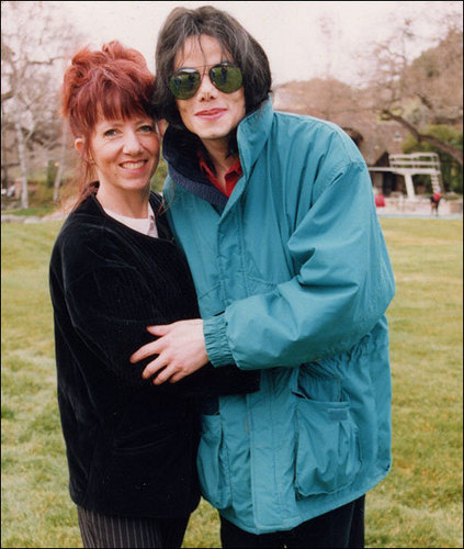Michael and Pia