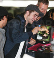 More pics of Rob in Japan  - twilight-series photo
