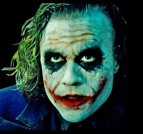 The Joker kertas dinding called Mr. J