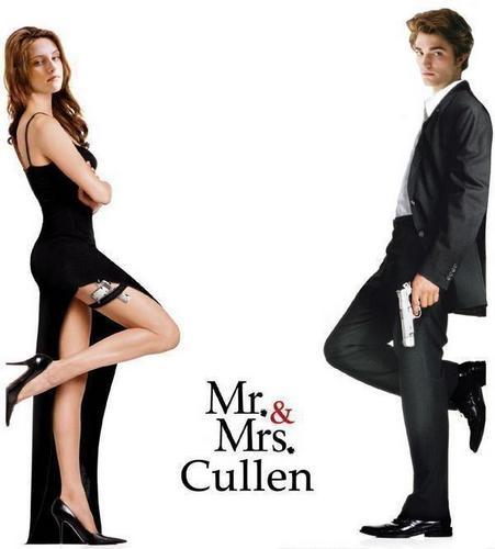 Mr&MrsCullen
