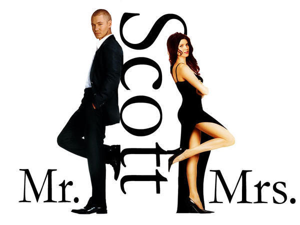 Mr and Mrs Scott