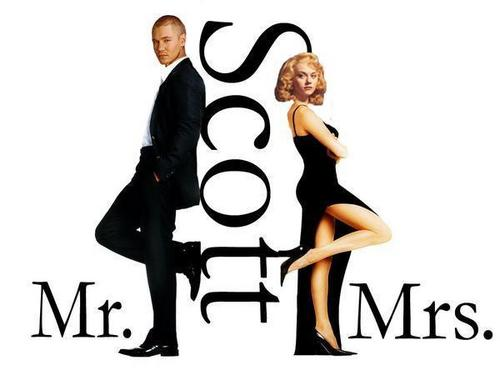 Leyton Images Mr And Mrs Scott Wallpaper And Background