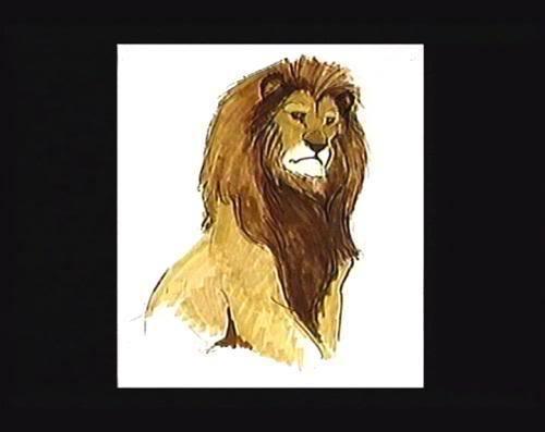 Mufasa Concept Art